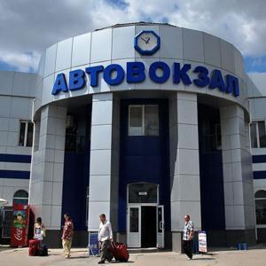 Автовокзалы Пролетарска
