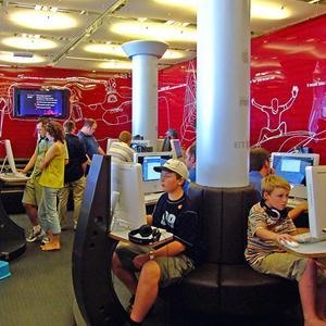 Интернет-кафе Пролетарска