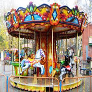 Парки культуры и отдыха Пролетарска