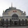 Железнодорожные вокзалы в Пролетарске